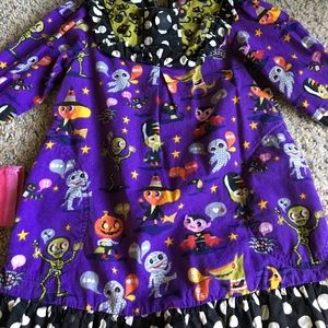 Other - Halloween themed smock dress