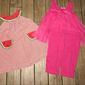 Other - 2T outfit and dress