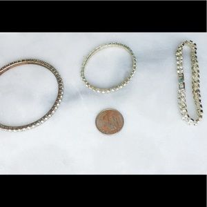 Tennis Bracelet & Bangle Bundle