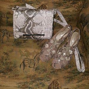 Nine West shoulder purse