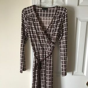 Max and Cleo wrap dress size small