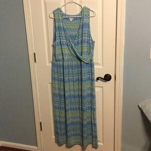 Jjill maxi dress