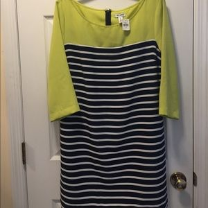 NWT Old Navy striped dress large