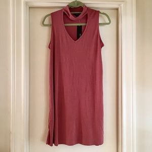 Drew Knit Choker Dress