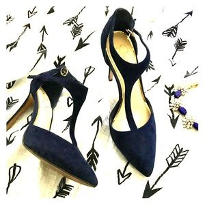 Jessica Simpson T-Strap Heels