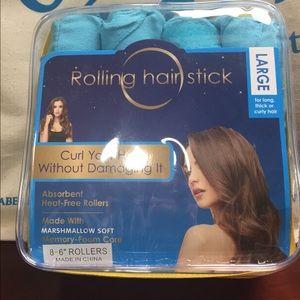 Sleep Styler-like No-Heat Foam Rollers