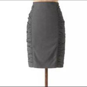 Anthropologie Cartonnier Alluring Sway Skirt Sz 8