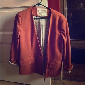 EUC Anthropologie Cartonnier Blazer