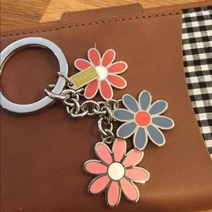 Coach Daisy Keychain - Darling - Never Used