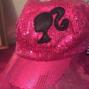 NWT BARBIE Derby hat .