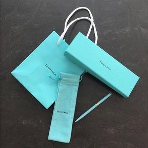NEW! Tiffany Blue Purse Pen