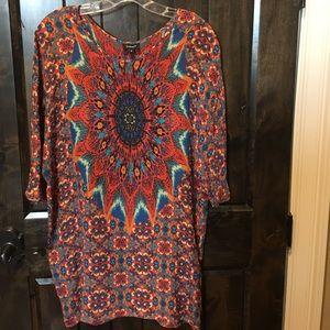 Tolani Silk Tunic