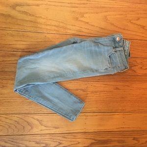 AEO Super Stretch Light Denim Jeans
