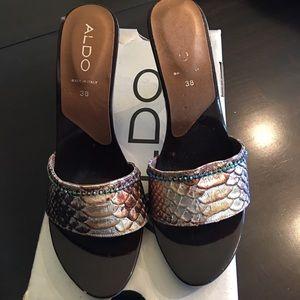 New Aldo heels