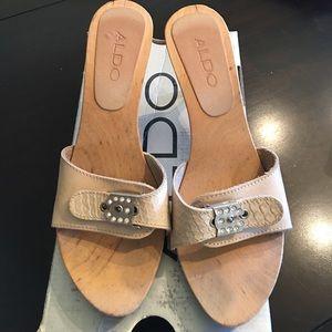 Used Aldo heels