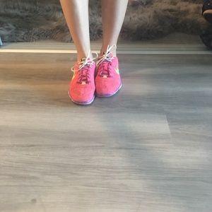 Multicolor Rainbow Nike Frees 8