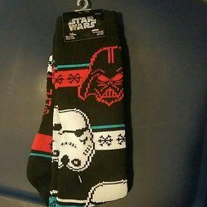 Star wars stormtroopers socks