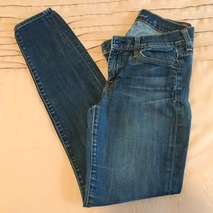 The Skinny 7 for All Mankind Jeans