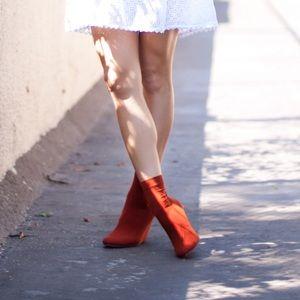Sock Heels by Faryl Robin
