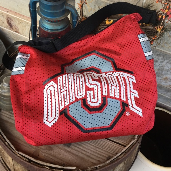 Most Valuable Fan Handbags - Ohio State shoulder bag.