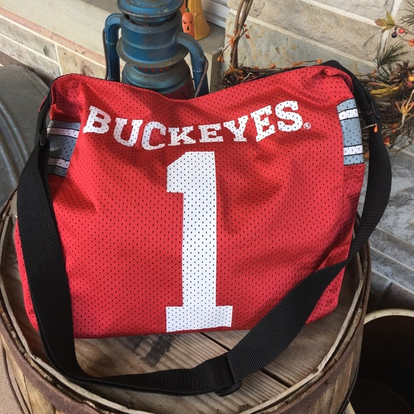 Most Valuable Fan Bags - Ohio State shoulder bag.