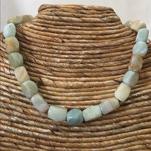 Jewelry - 🛍✨NEW✨AQUAMARINE NECKLACE✨