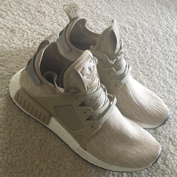 sports shoes 0d1e0 37fba Adidas NMD Xr1 in linen size 6