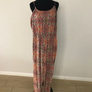 Forever 21 Bohemian One Piece Jumper Size Small