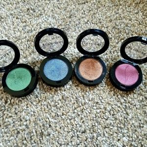 4 Shades of Sephora Eyeshadow