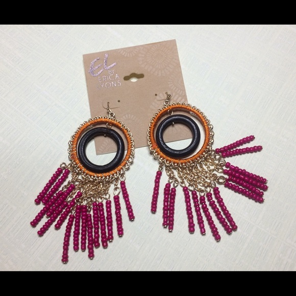 EL by Erica Lyons Jewelry - Adorable Earrings
