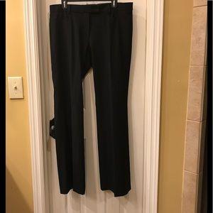 GAP NWT modern boot cut pant Size 12R