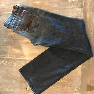 7 for All Mankind Long Leg Bootcut jeans