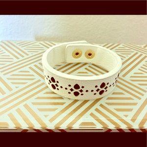 Jessica Simpson 'Chic Frills' Bracelet
