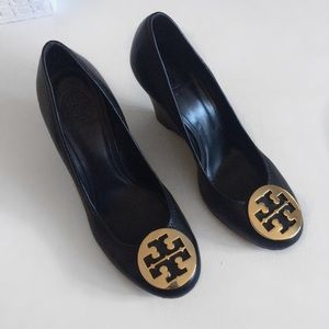 Tory Burch Sally Wedge EXCELLENT CONDITION