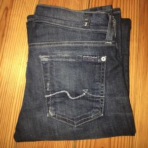Women's 7 For All Mankind, Bootcut 26x34 *NWOT*