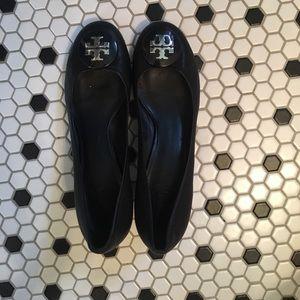 NWOT Tory Burch stacked heel sz 10