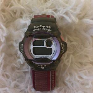💝Baby G G-Shock watch needs battery