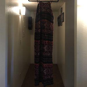 Forever21 Split Maxi Dress