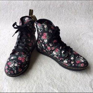 Dr. Martens Airwair Hackney High Top Sneakers