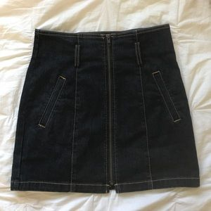Carmar Denim Skirt