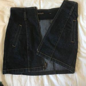 Carmar Skirts - Carmar Denim Skirt