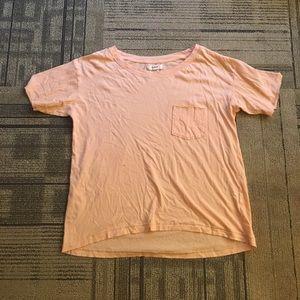NWOT Madewell Cotton Beach Shirt