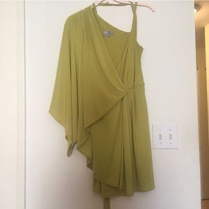 Asos Dresses - One shoulder Asymmetrical Dress