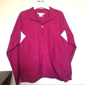 Nike Fit Storm Half Zip Pullover Jacker, Med