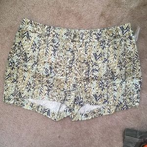NWT h&m shorts