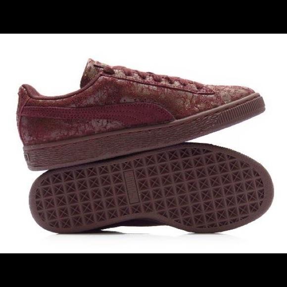 Puma Suede Remaster Sneaker NEW
