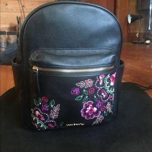 💖Vera Bradley Leather Backpack