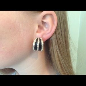 Vintage St. John Earrings