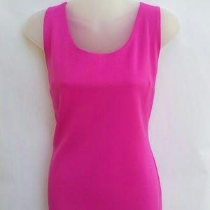 NWT Pink Scuba Dress