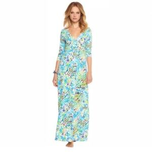 Lilly Pulitzer Gloria maxi